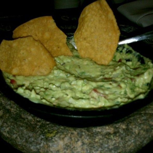 Guacamole and Chips - Colibri - Mexican Bistro, San Francisco, CA