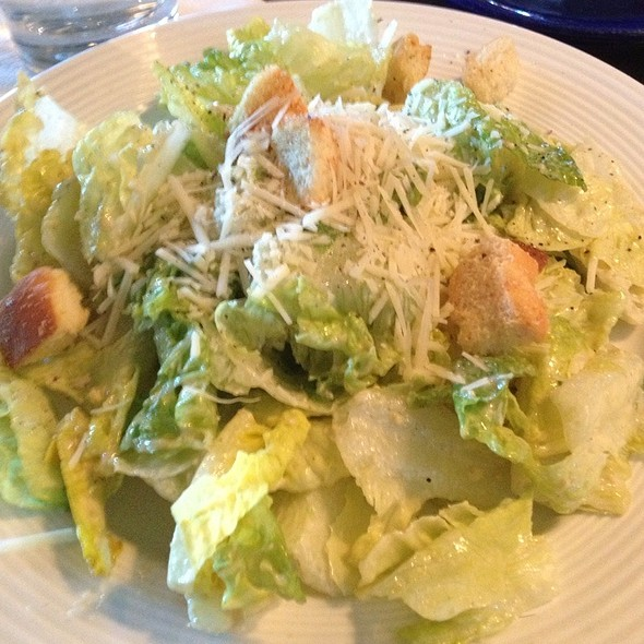 Caesar Salad - Blue Pointe Oyster Bar & Seafood Grill - Ft. Myers, Fort Myers, FL