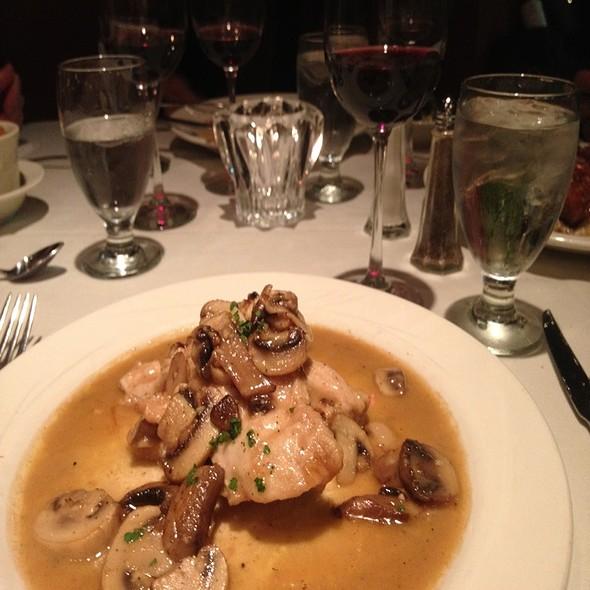 Chicken Marsala - Cornells Restaurant, Schenectady, NY