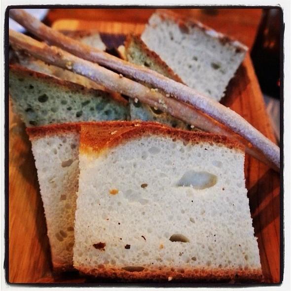 Bread Basket - Osteria, Philadelphia, PA