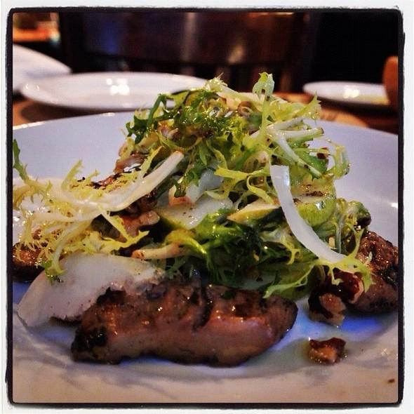 Grilled Porcini Salad - Osteria, Philadelphia, PA