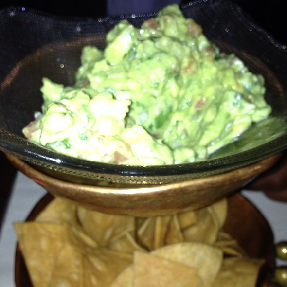 Guacamole and Chips - Pampano New York, New York, NY