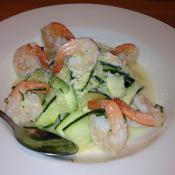 California Pizza Kitchen Shrimp Lettuce Wraps