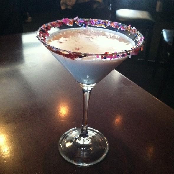 Rainbow Cookie Martini - Jackson's Restaurant, Commack, NY