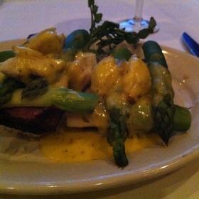 Filet Oskar - Morton's The Steakhouse - Charlotte, Charlotte, NC