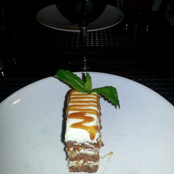 Carrot Cake - Mitchell's Steakhouse - Columbus Polaris, Columbus, OH