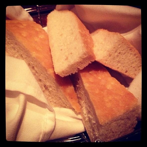 Free Bread - Bertoldi's Trattoria, London, ON