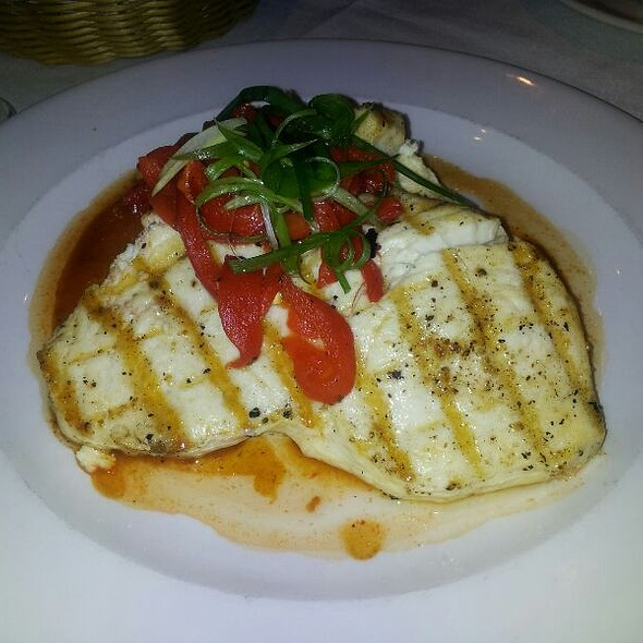 Grilled Swordfish - Steve and Rocky's, Novi, MI