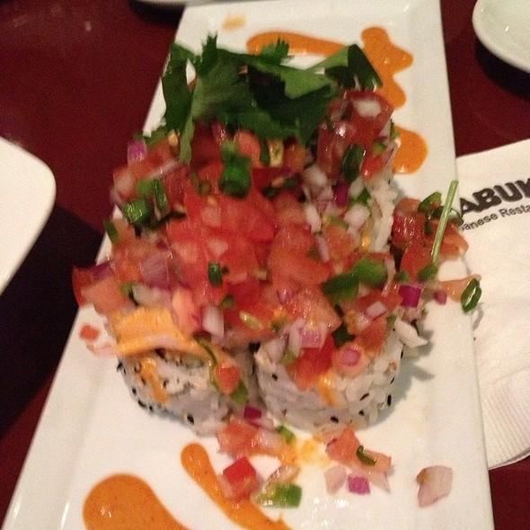 Baja Roll - Kabuki Japanese Restaurant - Hollywood, Hollywood, CA