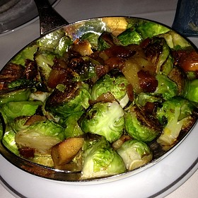 Roasted brussels sprouts - Prime - Bellagio Hotel, Las Vegas, NV