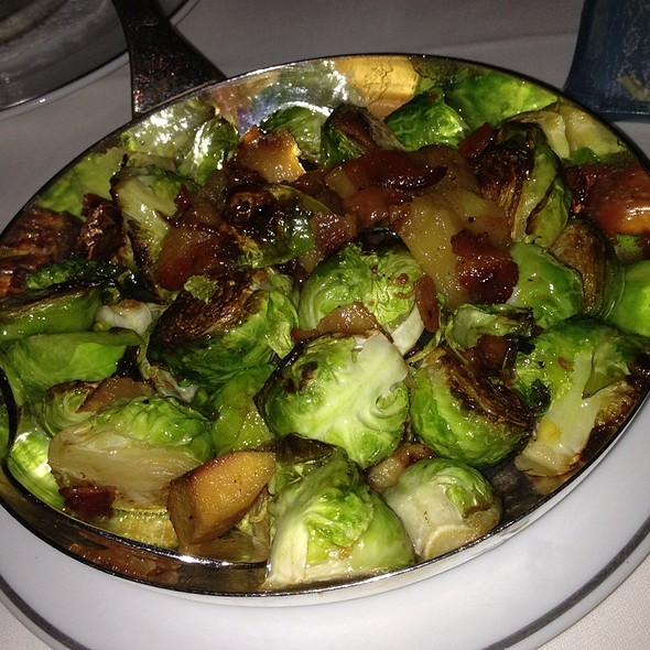 Roasted brussels sprouts - Prime - Bellagio, Las Vegas, NV