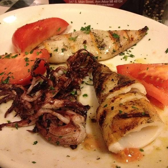 Calamari - Palio - Ann Arbor, Ann Arbor, MI