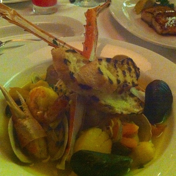 Seafood Cioppino - The Shore Club - Toronto, Toronto, ON