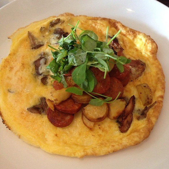 Frittata - Cask and Larder, Winter Park
