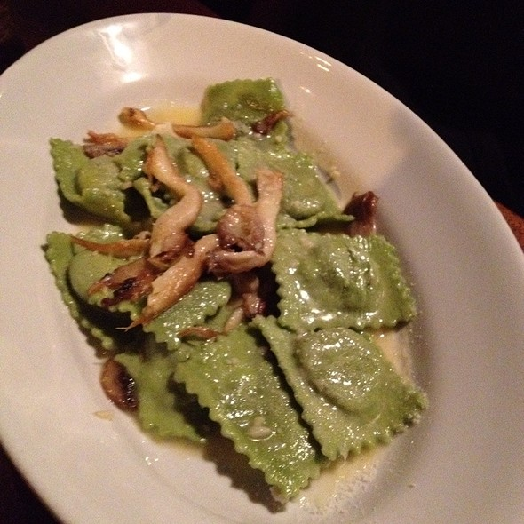 Duck Ravioli With Figs And Oyster Mushrooms  - Terroni - Queen, Toronto, ON