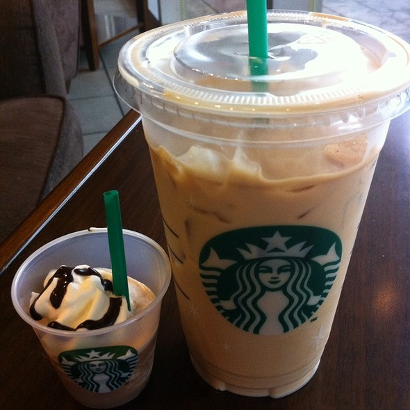 Starbucks Iced White Chocolate Mocha Recipe