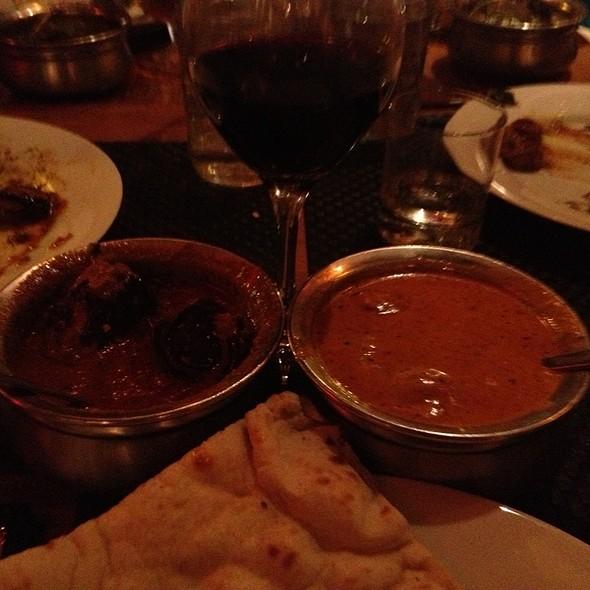 Malai Kofta, Naan, Rice - Chote Nawab, New York, NY