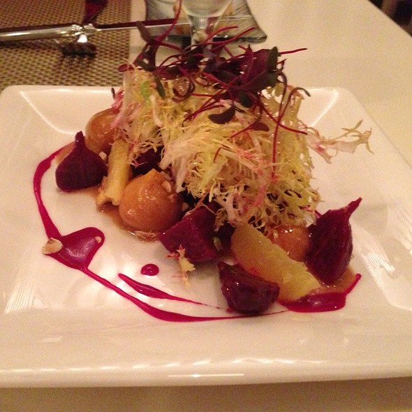 Beet Salad - Trace, Seattle, WA