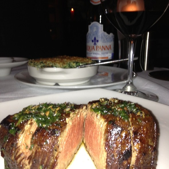 Wagyu Filet Mignon Steak - Red, the Steakhouse - Miami Beach, Miami Beach, FL