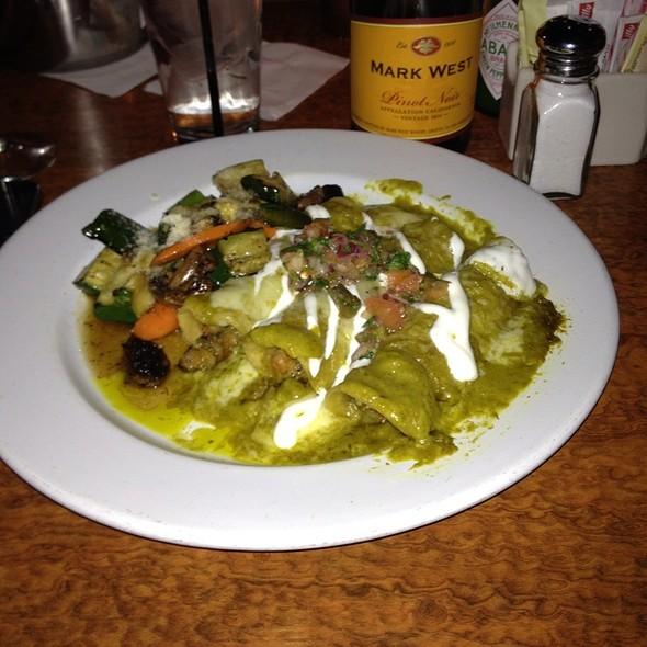 Seafood Enchiladas - Geogeske, El Paso, TX