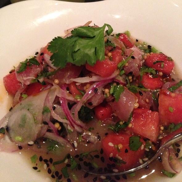 El Vitral Restaurant and Tequila Lounge Menu - San Diego ...
