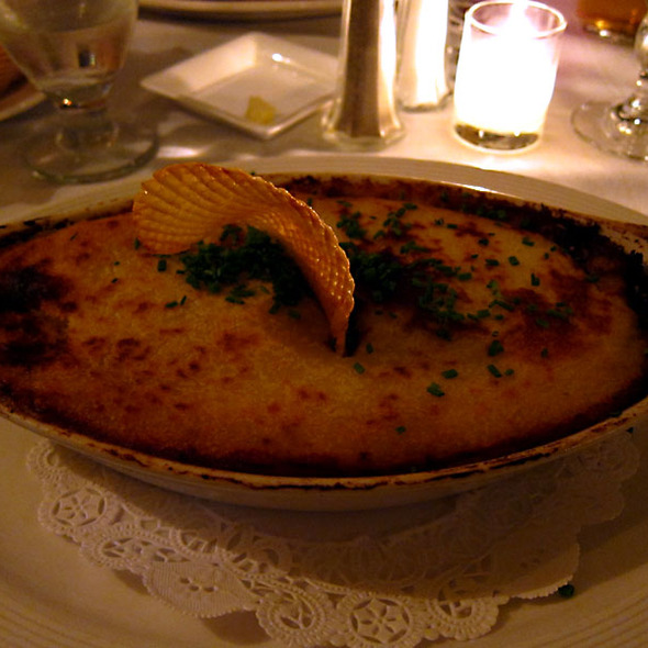 Shepherd's Pie - Tir na nOg Irish Bar & Grill - MSG, New York, NY