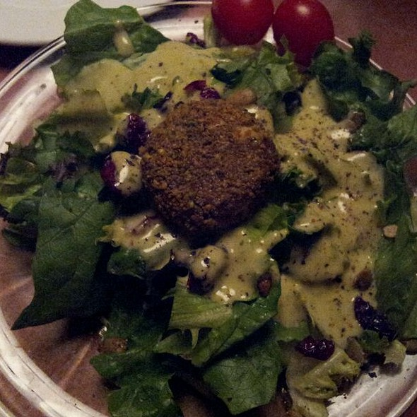 Mixed Greens Salad - Jay's Bistro, Fort Collins, CO