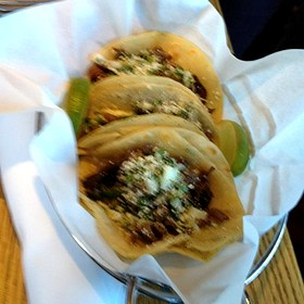 Tacos - Beacon Bar and Grill, Washington, DC