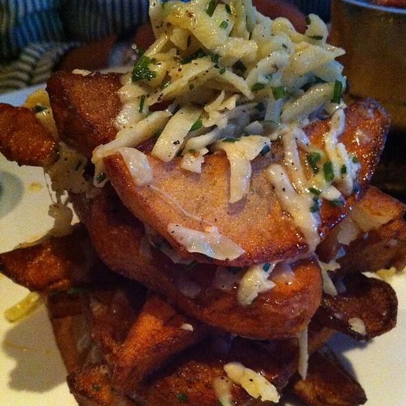 Truffle Parmesan Fries - Selva Grill, Sarasota, FL