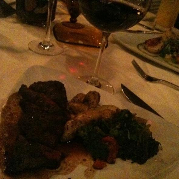 Hanger Steak - Liberty House Restaurant, Jersey City, NJ