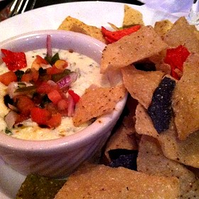 Mexican White Cheese And Spinach Dip - Beacon Bar and Grill, Washington, DC