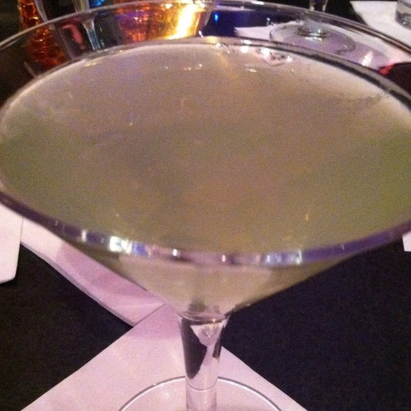 Appletini - Beacon Bar and Grill, Washington, DC