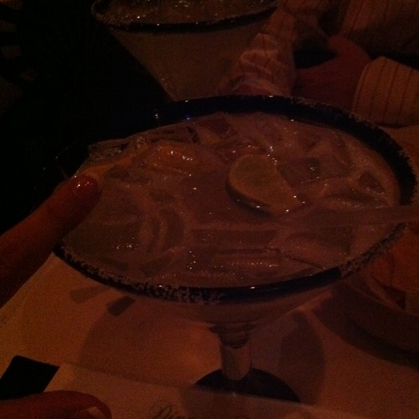 Huge Margarita - Via Real, Irving, TX