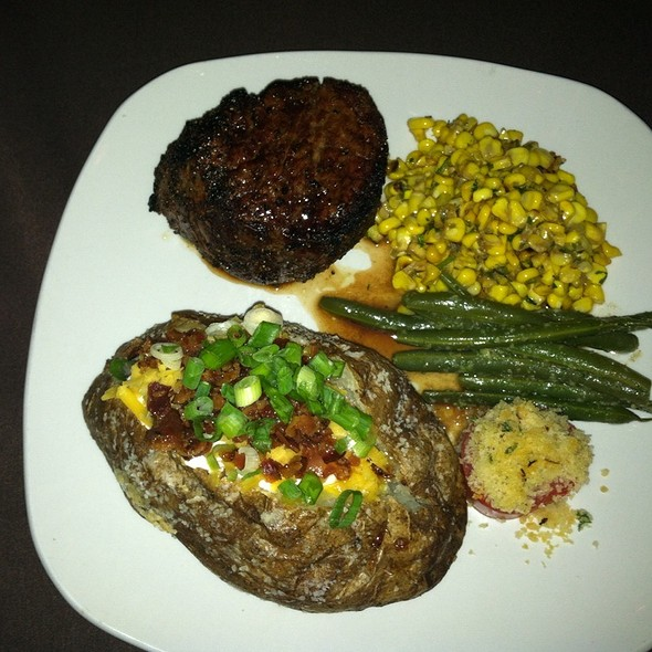 Bill's Cut Filet Mignon - The Gambling Cowboy Chophouse and Saloon, Temecula, CA