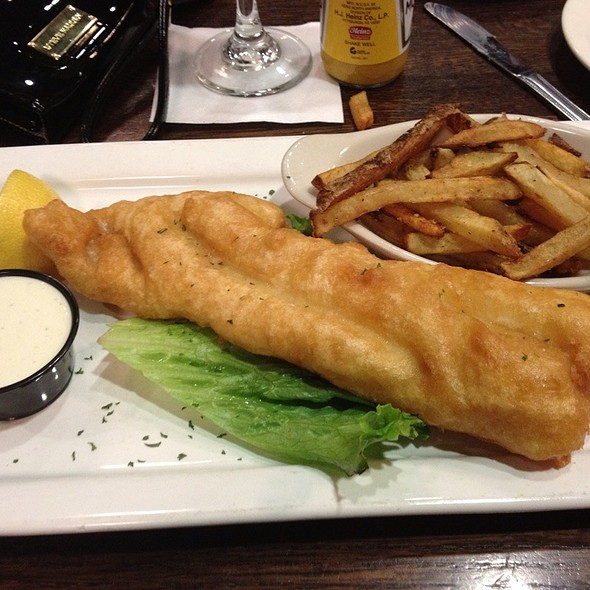 Fish & Chips - Pete Miller's Steak & Seafood in Naperville, Naperville, IL