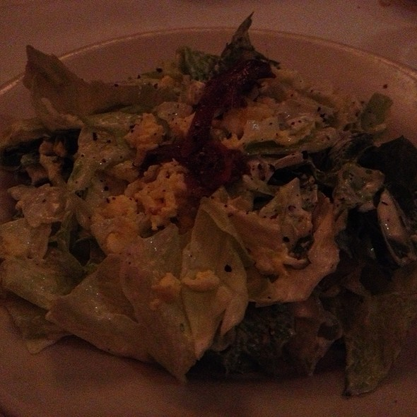 Caesar Salad - Morton's The Steakhouse - Boston Seaport, Boston, MA