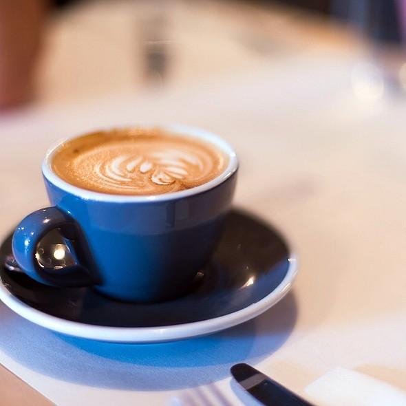 Cappuccino - Caravan King's Cross, London