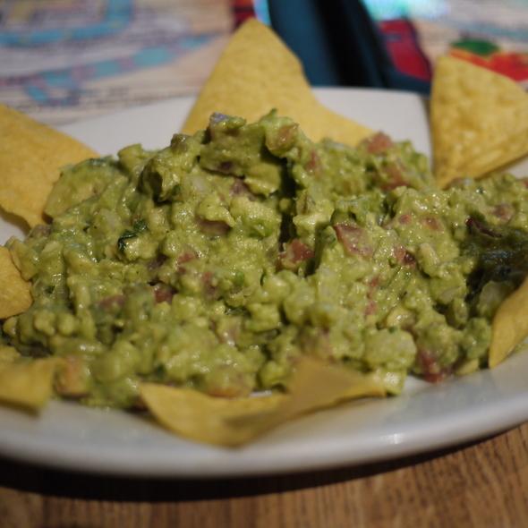 Guacamole and Chips - Lopez Restaurante y Cantina, Monterey, CA