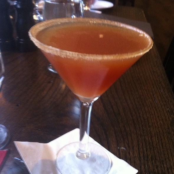 Harvest Sky Cocktail - Scarlet Oak Tavern, Hingham, MA
