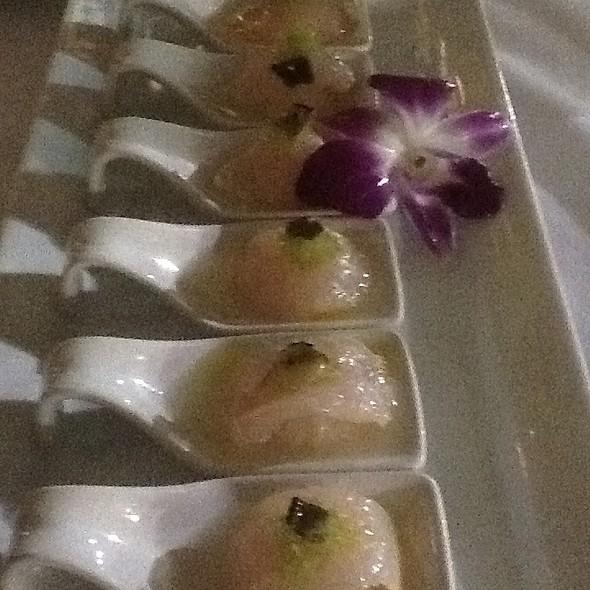 White Fish With Truffle - Oishi Thai, North Miami, FL