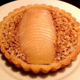Pear Tart - The Earle, Ann Arbor, MI