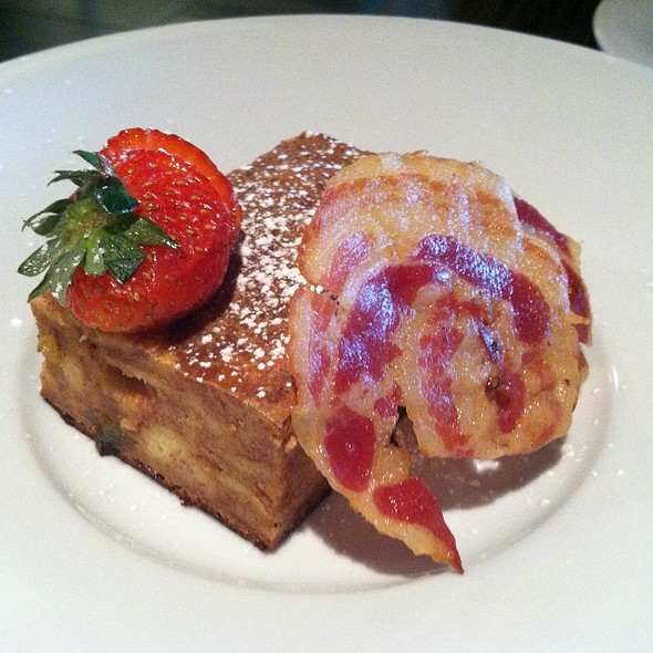 French Toast Casserol - Piccolina Toscana, Wilmington, DE