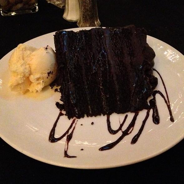 Better Than Sex Chocolate Cake - Bastien's Restaurant, Denver, CO