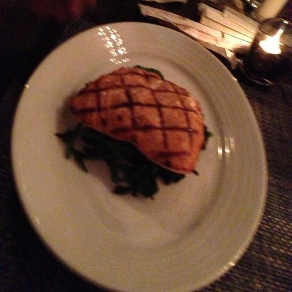 Grilled Salmon - Verace: True Italian, Islip, NY