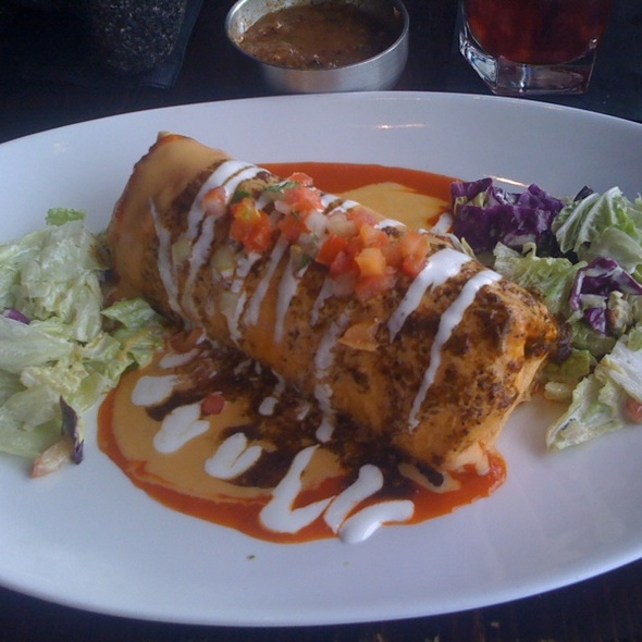 Shredded Beef Burritos - La Sandia - Lone Tree, Lone Tree, CO
