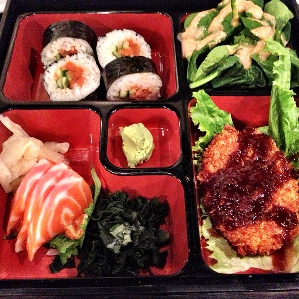 Japonessa Bento - Japonessa Sushi Cocina, Seattle, WA
