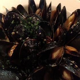PEI Mussels - 42nd Street Oyster Bar, Raleigh, NC