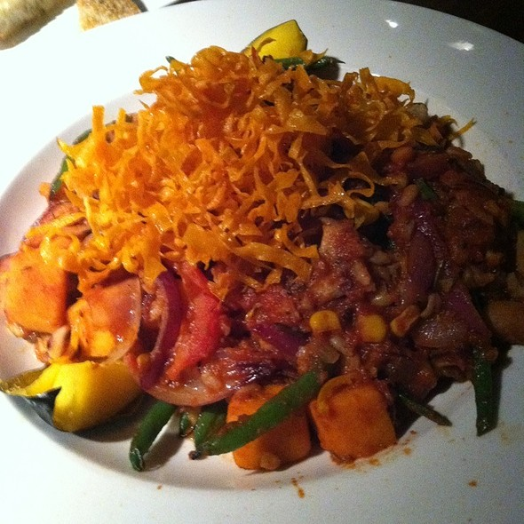 Zydeco Vegetarian Jambalaya - Sweet Lorraine's - Southfield, Southfield, MI