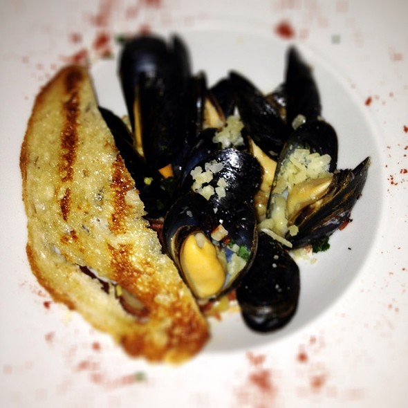 Pan Roasted Prince Edward Island Island Mussels - TJ's at The Jefferson Hotel, Richmond, VA