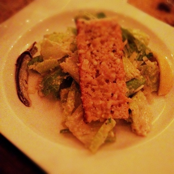 Heart Of Romaine - TJ's at The Jefferson Hotel, Richmond, VA